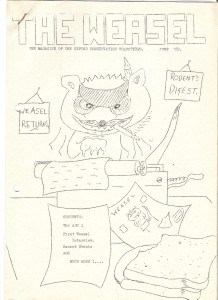 Weasel Cover June 1982